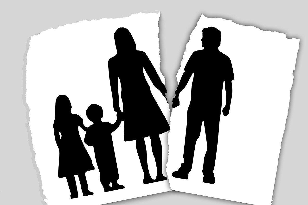 Separazioni conflittuali quanto danneggiano i figli