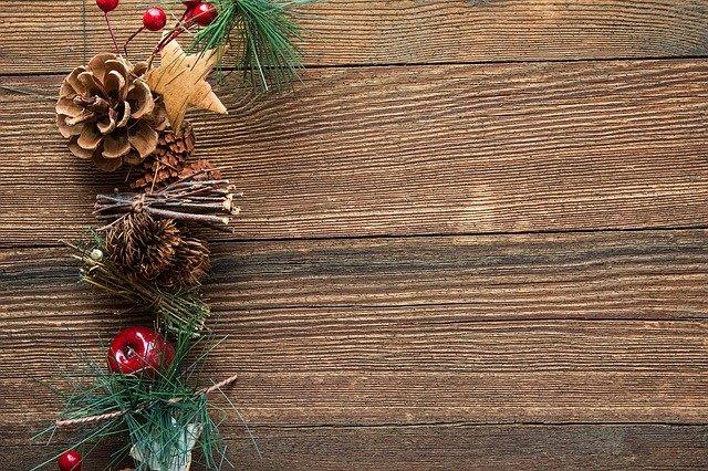 Tavola di Natale originale