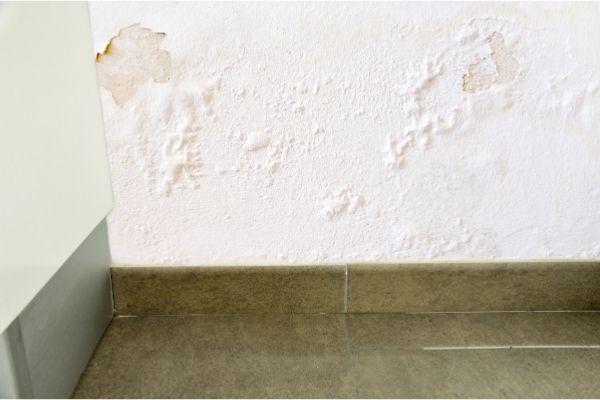 3 consigli per individuare perdite d'acqua nei muri