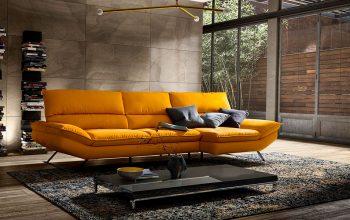 come scegliere il giusto divano in base al tipo di ambiente