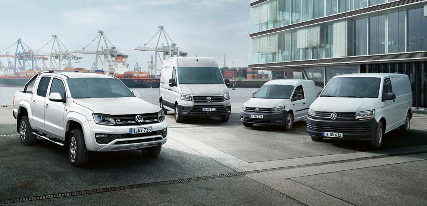 Allestimento per disabili: le proposte di Volkswagen