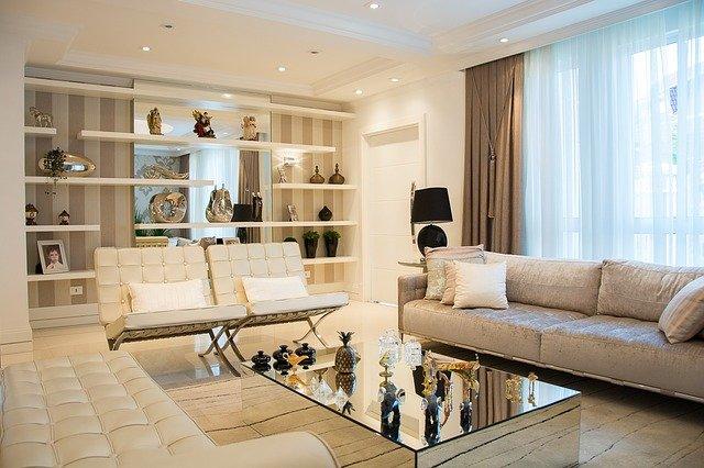Interior design: come arredare una casa di lusso